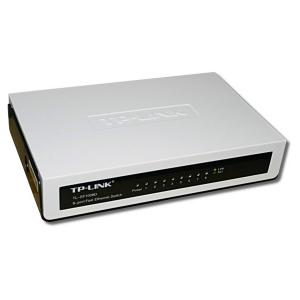 Комутатор TP-Link TL-SF1008D 8-port Slezhka.com.ua Безпечний Дім