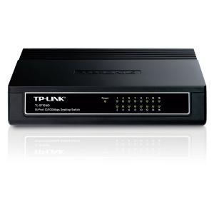 Комутатор TP-Link TL-SF1016D Slezhka.com.ua Безпечний Дім