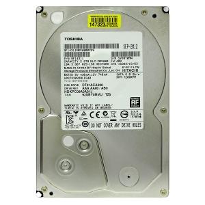 HDD накопичувач Toshiba 2000Gb 7200rpm 64Mb SATAIII Slezhka.com.ua Безпечний Дім