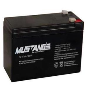 Аккумуляторная батарея Mustang Energy 12V 7 Ah Slezhka.com.ua Безпечний Дім