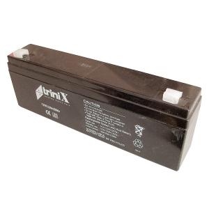 Аккумуляторная батарея Trinix 12V 2.2 Ah Slezhka.com.ua Безпечний Дім