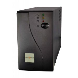Блок безперервного живлення LogicPower UPS LogicPower 850VA Slezhka.com.ua Безпечний Дім