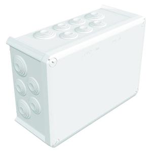 Коробка монтажна OBO Bettermann 285x201x120 Slezhka.com.ua Безпечний Дім