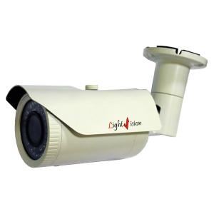 MHD відеокамера LightVision VLC-8192WFA Black Slezhka.com.ua Безпечний Дім