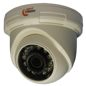 MHD відеокамера LightVision VLC-1028DIR (2.8mm) white Slezhka.com.ua Безпечний Дім