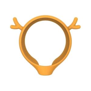 Термогожух IMOU FRS14 (силіконовий чохол для IPC-C22EP / оранжевий) Slezhka.com.ua Безпечний Дім