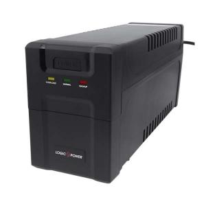 Блок безперервного живлення LogicPower UPS LP U650VA-P (390Вт) Slezhka.com.ua Безпечний Дім