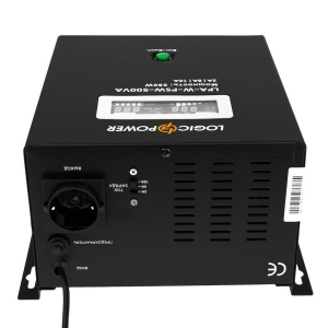 Блок безперервного живлення LogicPower UPS LPA-W-PSW-500VA (350Вт) Slezhka.com.ua Безпечний Дім