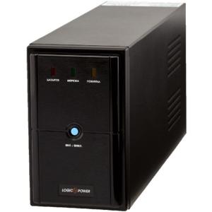 Блок безперервного живлення LogicPower UPS LPM-1250VA (875Вт) Slezhka.com.ua Безпечний Дім