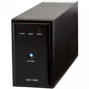 Блок безперервного живлення LogicPower UPS LPM-625VA (437Вт) Slezhka.com.ua Безпечний Дім