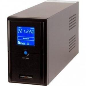 Блок безперервного живлення LogicPower UPS LPM-UL1550VA Slezhka.com.ua Безпечний Дім