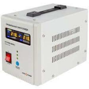Блок безперервного живлення LogicPower UPS LPY-PSW-500VA+ (350Вт) Slezhka.com.ua Безпечний Дім
