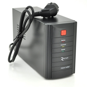 Блок безперервного живлення Ritar UPS RTM1200 (720W) Proxima-L Slezhka.com.ua Безпечний Дім