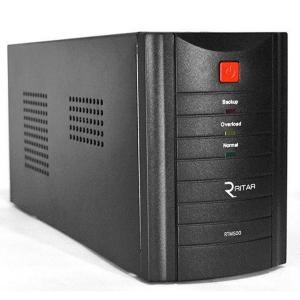 Блок безперервного живлення Ritar UPS RTM500 (300W) Standby-L Slezhka.com.ua Безпечний Дім