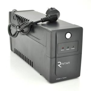 Блок безперервного живлення Ritar UPS RTP800L-U (480W) Proxima-L  AVR, 2st, USB, 1x12V9Ah Slezhka.com.ua Безпечний Дім