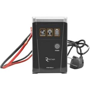 Блок безперервного живлення Ritar UPS RTSW-600 L12 LED (600ВА / 360Вт) под акумулятор Slezhka.com.ua Безпечний Дім