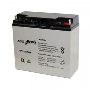 Аккумуляторная батарея Trinix Super Charge Slezhka.com.ua Безпечний Дім