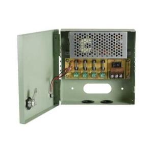 Імпульсний блок живлення Kraft KRF-1205 (4CH) BOX 5А 4 канала Slezhka.com.ua Безпечний Дім