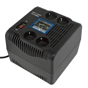 Стабілізатор LogicPower LPT-1000RV (700Вт) Slezhka.com.ua Безпечний Дім