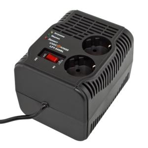 Стабілізатор LogicPower LPT-500RL (350Вт) Slezhka.com.ua Безпечний Дім