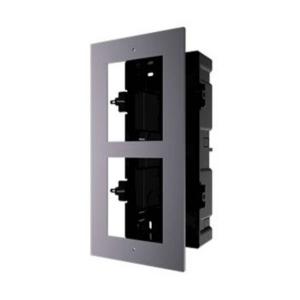 Монтажна рамка Hikvision DS-KD-ACF2/PLASTIC Slezhka.com.ua Безпечний Дім