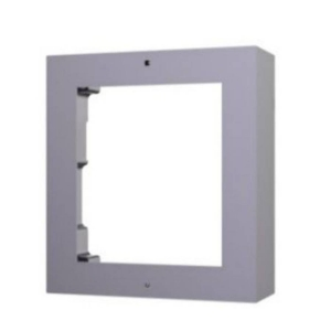 Накладна рамка Hikvision DS-KD-ACW1 1х модульна для DS-KD8003-IME1 Slezhka.com.ua Безпечний Дім