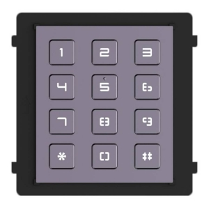 Клавіатура Hikvision DS-KD-KP для DS-KD8003-IME1 Slezhka.com.ua Безпечний Дім