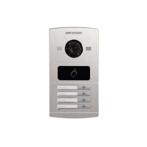 Визивна панель Hikvision DS-KV8402-IM 4-х абонентська Slezhka.com.ua Безпечний Дім