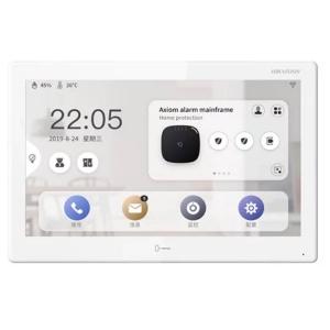 Домофон Hikvision DS-KH9510-WTE1 10 IP з Android Slezhka.com.ua Безпечний Дім