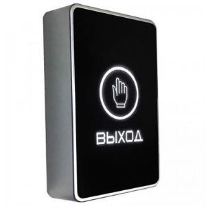 Кнопка виходу Trinix ART-820P сенсорна чорна Slezhka.com.ua Безпечний Дім
