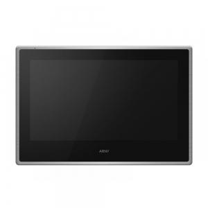 IP домофон Arny AVD-750 (2Mpx) black-silver (Touchscreen) Slezhka.com.ua Безпечний Дім