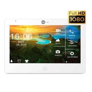 Домофон NeoLight Mezzo HD (by Balter) Touchscreen ємнісний White Slezhka.com.ua Безпечний Дім