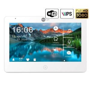 Домофон NeoLight Mezzo HD WF (by Balter) Touchscreen ємнісний White Wi-Fi Slezhka.com.ua Безпечний Дім