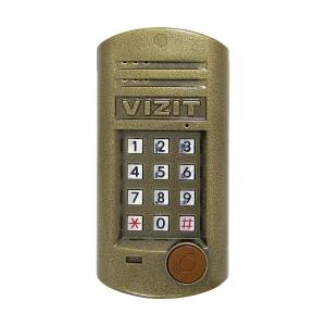 Блок виклику домофону VIZIT VIZIT БВД-315FCP Slezhka.com.ua Безпечний Дім