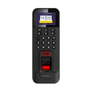 Термінал контолю доступу Hikvision DS-K1T804MF-1 Slezhka.com.ua Безпечний Дім