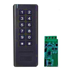 Зчитувач Trinix TRK-1100MWR IP65  бездротова клавіатура + зчитувач для TRC-хR Slezhka.com.ua Безпечний Дім