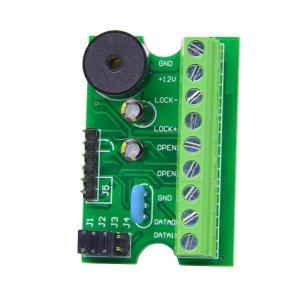 Контроллер Atis AC-03+BOX (AC-03) аналог Z-5R контролер Slezhka.com.ua Безпечний Дім