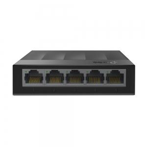 Некеруючий комутатор TP-Link LS1005G 1Gbit/s desktop 5-port Slezhka.com.ua Безпечний Дім