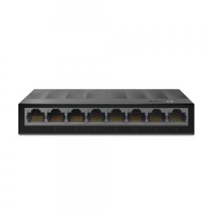 Комутатор TP-Link LS1008G 1Gbit/s desktop 8-port Slezhka.com.ua Безпечний Дім