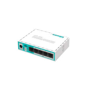 Wi-Fi роутер Mikrotik hEX lite RB750r2 Slezhka.com.ua Безпечний Дім