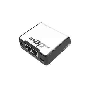 Wi-Fi роутер Mikrotik mAP RBmAP2nD точка доступу Slezhka.com.ua Безпечний Дім