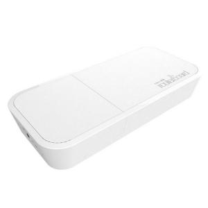 Wi-Fi роутер Mikrotik wAP RBwAP2nD точка доступу white Slezhka.com.ua Безпечний Дім