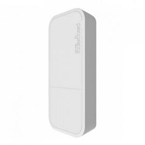 Wi-Fi роутер Mikrotik wAP ac White RBwAPG-5HacD2HnD точка доступу Slezhka.com.ua Безпечний Дім