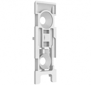 Кронштейн Ajax DoorProtect case bracket (кронштейн) белый Slezhka.com.ua Безпечний Дім