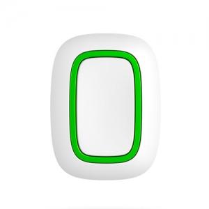 Кнопка Ajax Button (кнопка) белая Slezhka.com.ua Безпечний Дім