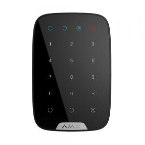 Клавіатура Ajax KeyPad (клавиатура) чёрная Slezhka.com.ua Безпечний Дім