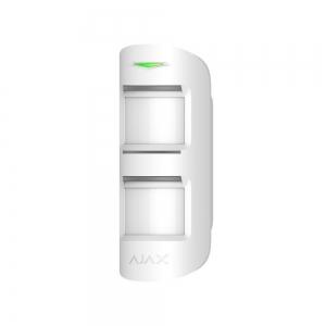 Датчик руху Ajax MotionProtect Outdoor белый Slezhka.com.ua Безпечний Дім