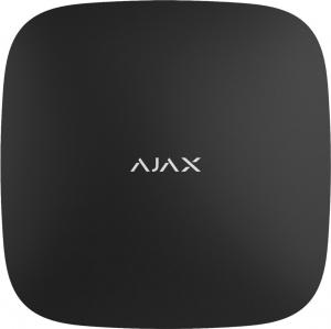 Ретранслятор Ajax ReX black Slezhka.com.ua Безпечний Дім
