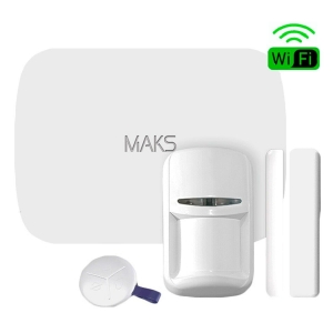 Комплект Maks PRO WiFi S (GSM + Wi-Fi) white Slezhka.com.ua Безпечний Дім