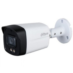 HD-CVI відеокамера Dahua DH-HAC-HFW1239TLMP-A-LED (3.6 mm) Full-color Lite Plus Slezhka.com.ua Безпечний Дім